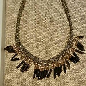 Bora Fringe Necklace
